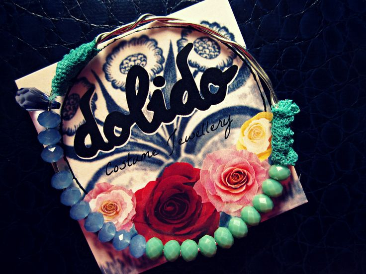 #bracelet #lovely_colors #metal #lace #dolido #in_love