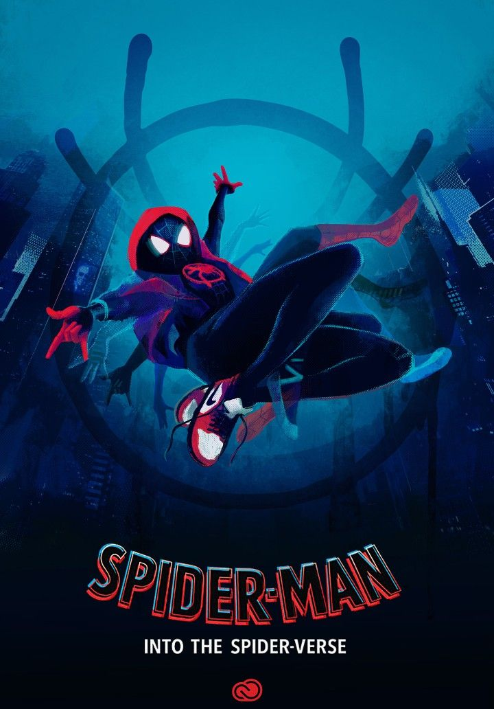 1ef48abdc Miles Morales - Ultimate Spider-Man, Into the Spider-Verse | Tattoo ...