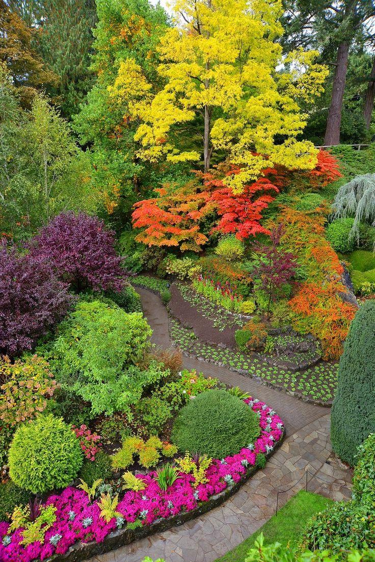 35 best sunken garden images on pinterest sunken garden