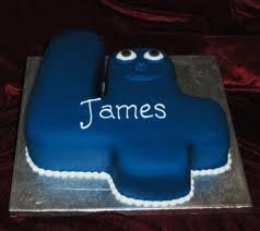 numberjacks cakes - Google Search