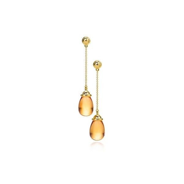 Paloma Picasso® 20 Carat drop earrings (84,835 DOP) ❤ liked on Polyvore featuring jewelry, earrings, accessories, jewelery set, orecchini, 1920s earrings, 1920s jewelry, paloma picasso, tri color earrings and tri color jewelry