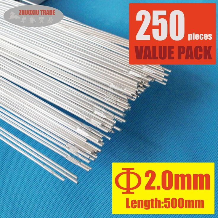 ==> [Free Shipping] Buy Best Pack of 250 Low temperature aluminum welding rods/brazing rod(AR-2-250) Online with LOWEST Price   32814563906