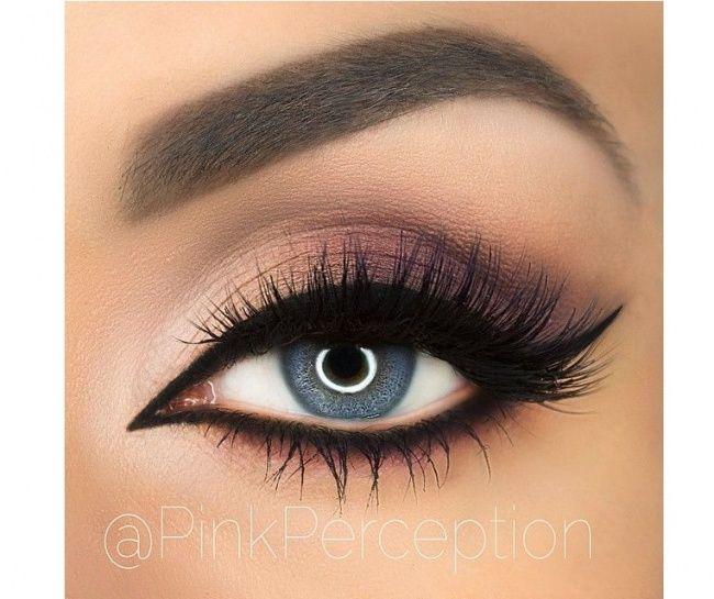 Makijaż dla jasnych oczu. Niebieskie i szare tęczówki wyglądają w tych kolorach rewelacyjnie! - Strona 13