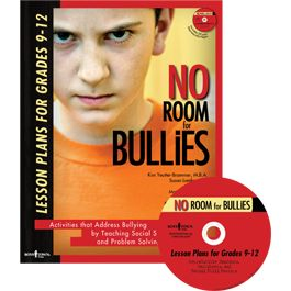 Bullying lesson plan for high school students