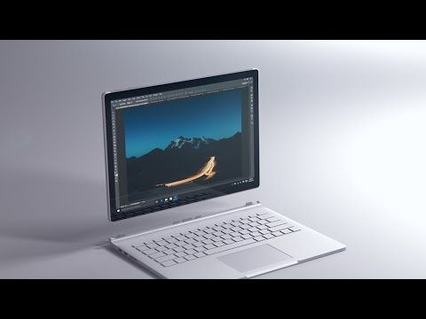 Microsoft Surface Book - YouTube