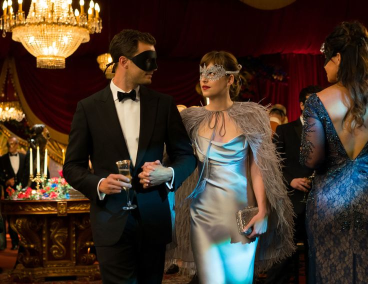 11 Totally Satisfying Behind-the-Scenes Facts About 'Fifty Shades Darker'