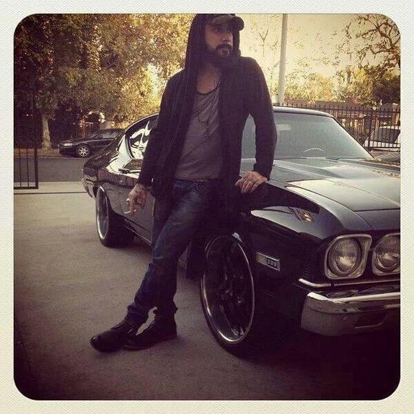Backstreet Boys Aj And His Car