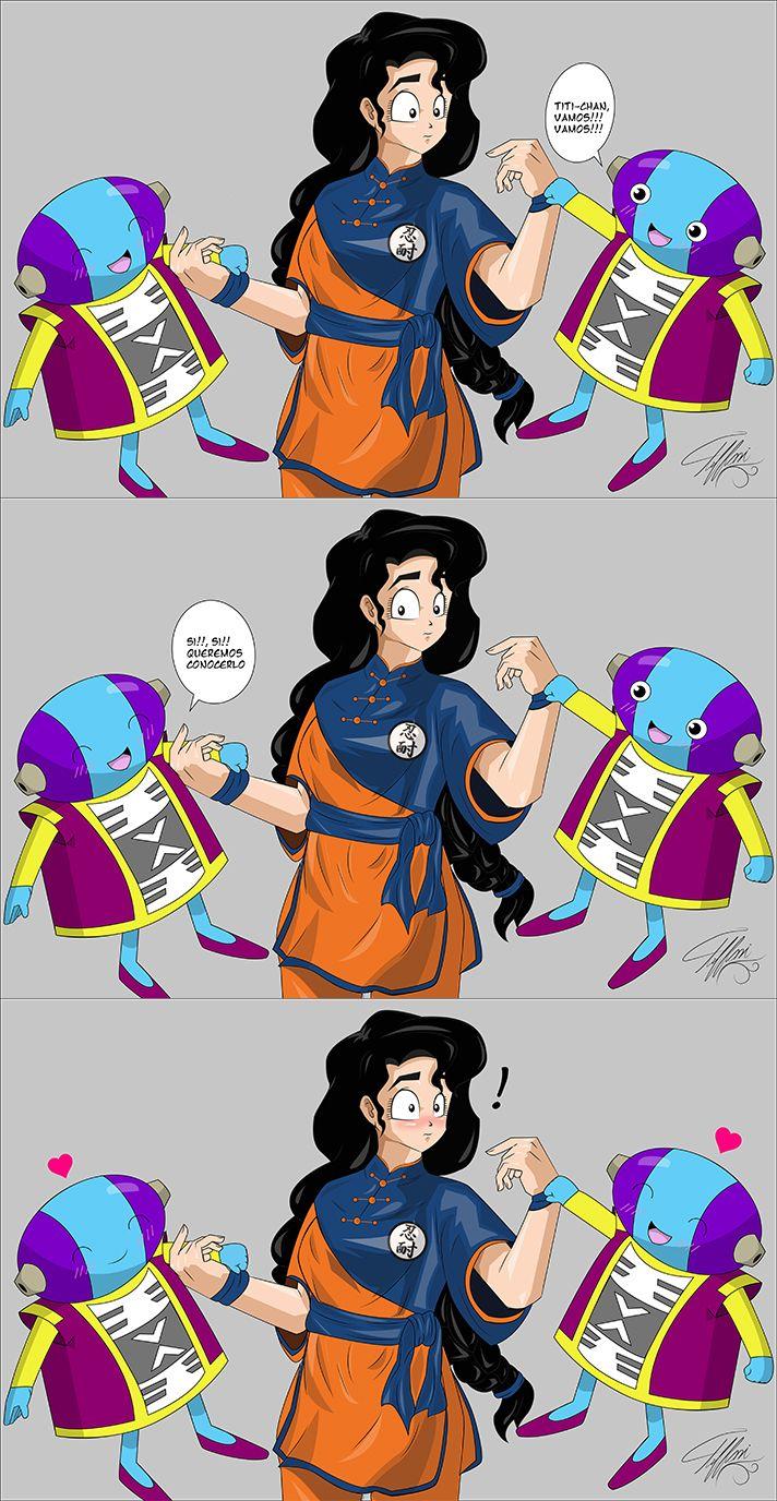 Dragón Ball Super (⊙﹏⊙)!!!  Ah caray!