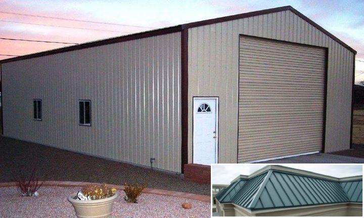 Building A Metal Building Shop Overview Metal Shop Building Metal Building Designs Metal Building Kits