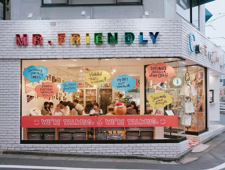 """47 Likes, 3 Comments - J P N Cafe 🇯🇵 (@jpn.cafe) on Instagram: """"Mr.Friendly, Daikanyama"""""""