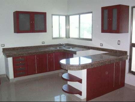 Muebles de cocinas roperos empotrados vestidores y de oficinas en melaminico