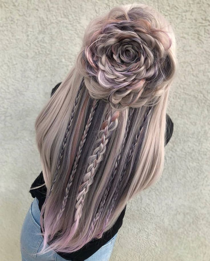 10 Amazing Braided Hairstyles for Long Hair – 2019 Women Hair Styles