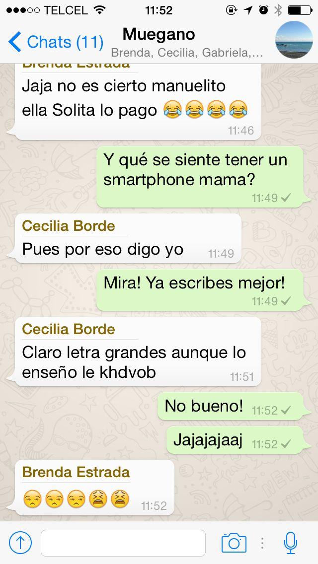 Migramos a mi mamá de #WindowsMobile a #Android
