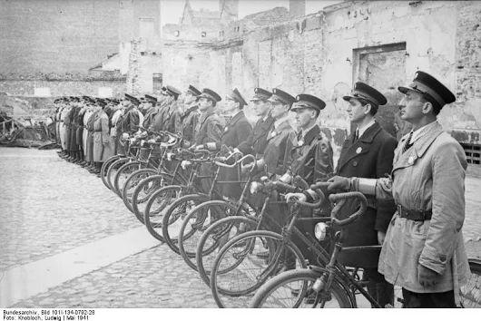 Tak policja żydowska brała udział w egzekucji Polaków - Wolna Polska…
