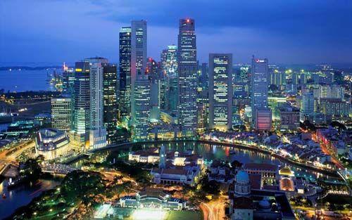 vé máy bay đi Singapore giá rẻ kèm ưu đãi cực lớn
