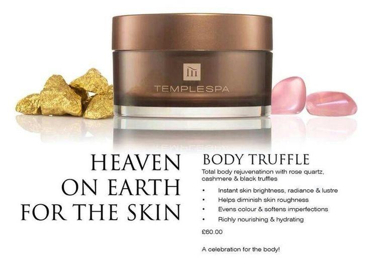 Temple Spa Body Truffle - www.templespa.com/clairejohnstone