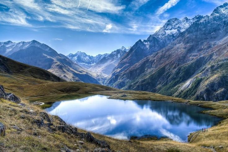 Where On Earth Wallpaper Picture Location Lake With Mountains Wallpaper Windows 10 Windows 10 Background Windows 10