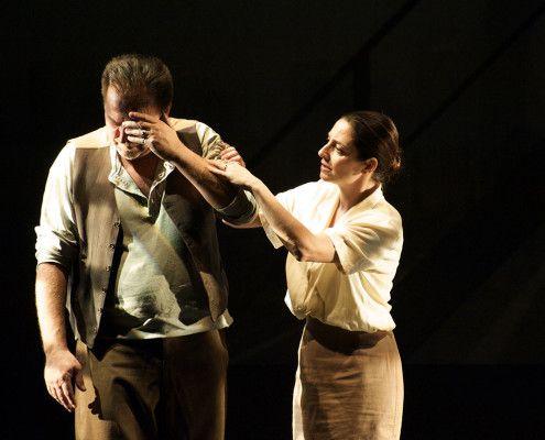 Sebastiano Somma e Cecilia Guzzardi, foto di Samanta Sollima