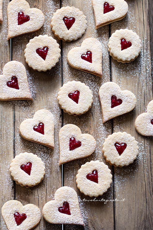 Biscotti alla marmellata, la Ricetta semplice e buonissima!
