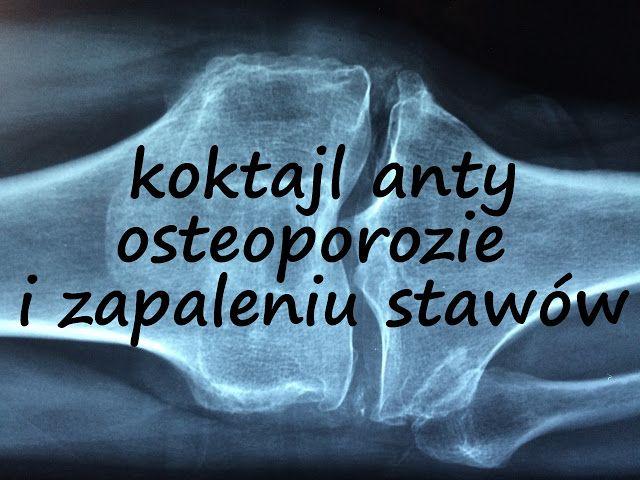 Koktajl zapobiegający osteoporozie i zapaleniu stawów Czy wiesz, że niektóre naturalne składniki spożywcze mają niesamowite właściwości lecznicze?
