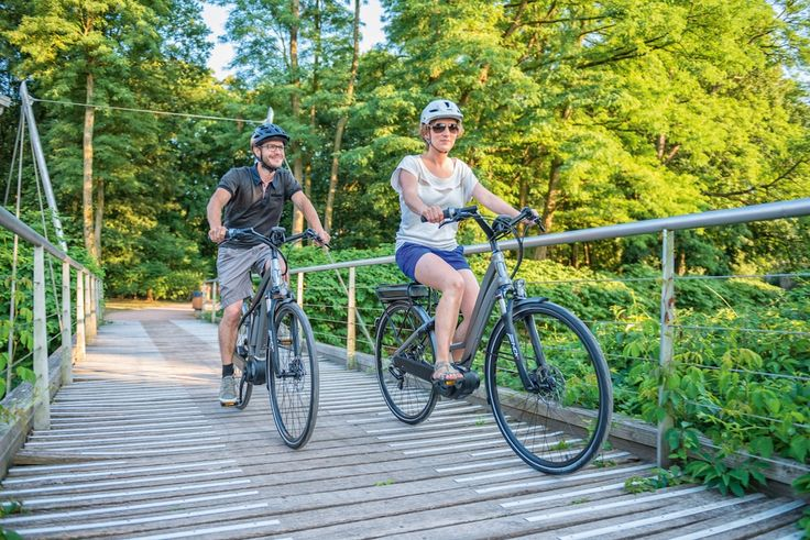 Trekking-E-Bikes: Darauf ist zu achten - http://ebike-news.de/reise-e-bike-trekking-pedelec/168201/