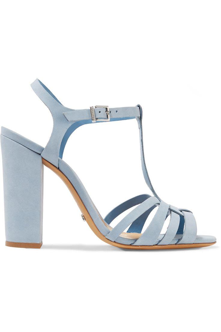 Shop on-sale Schutz Sorella nubuck sandals. Browse other discount designer Sandals & more on The Most Fashionable Fashion Outlet, THE OUTNET.COM