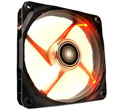 NZXT FZ 120mm Red LED Fan