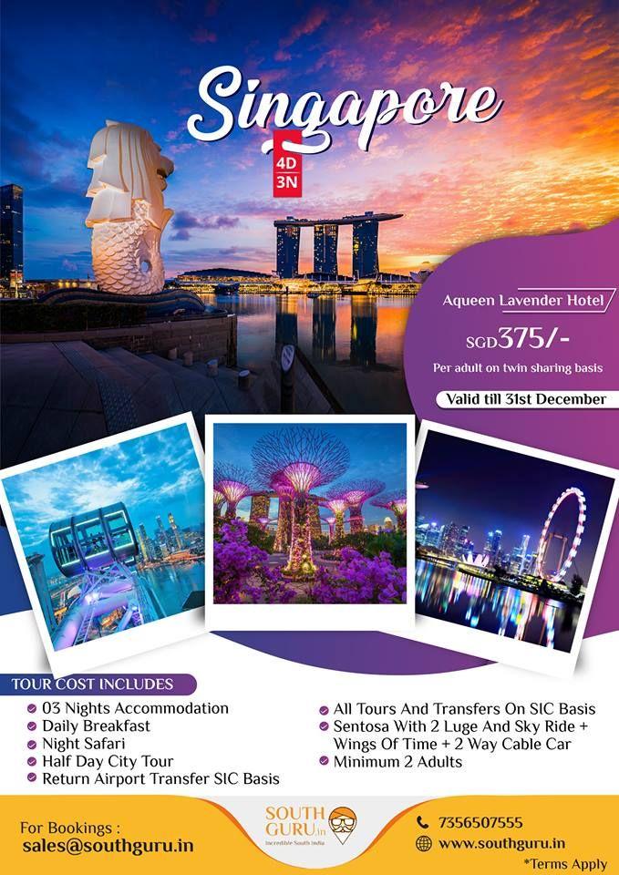 Tour Travel Poster Design Tour Poster Design Travel Poster Design Flyer Social Media Poster Graphic Design Singapore Desainer Grafis Perjalanan Poster