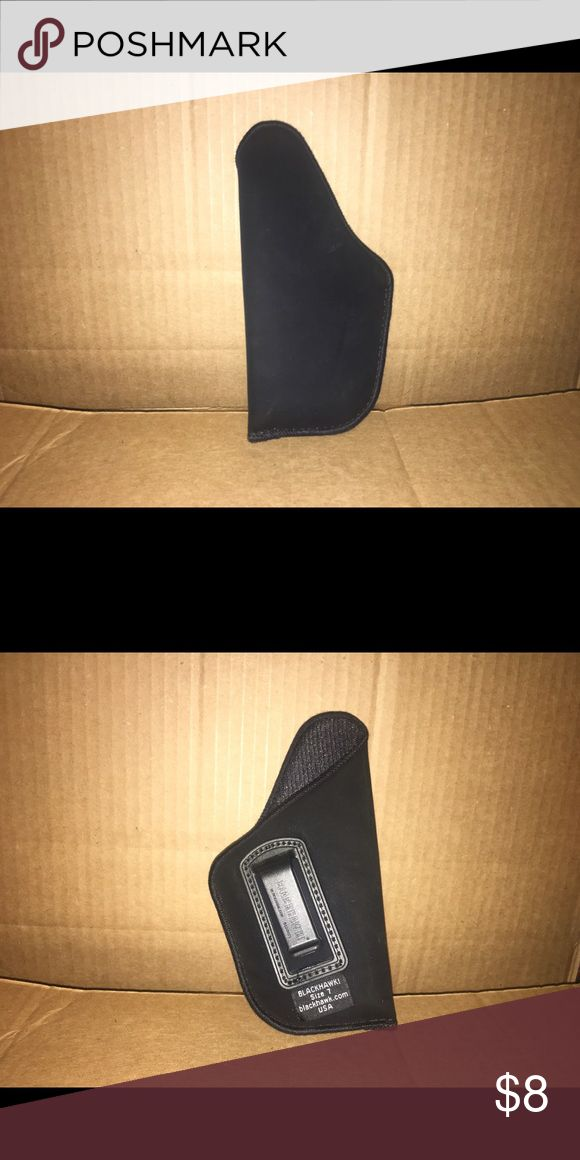 Blackhawk Holster Blackhawk Holster never used still in excellent condition as described in the pictures. Size 7 Blackhawk Other