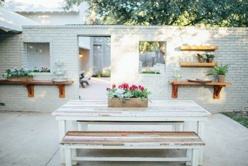 Fixer Upper Seasons Outdoor And Shelves