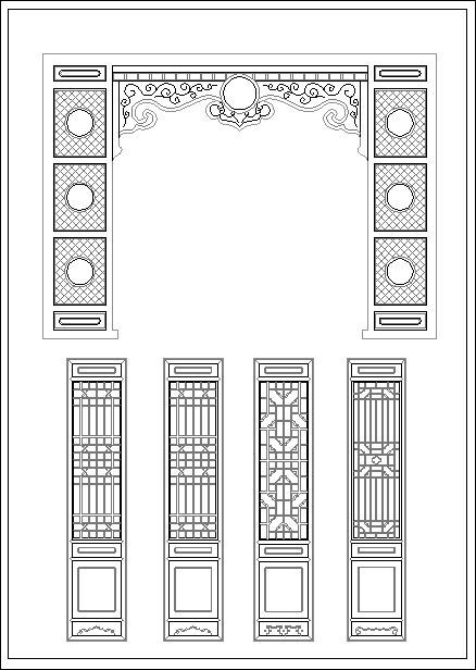 227 best cad drawings download cad blocks cad drawings for Window design cad