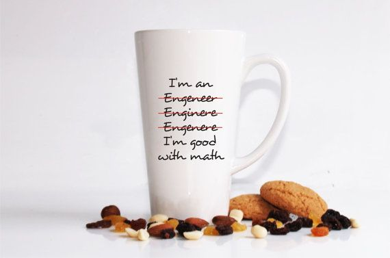 I am an Engineer mug-Gift for him-Mug-Coffee mug-Funny gift-Funny mug-Gift for men-Gift for women-Latte mug-Funny gift ideas-Engineer gift