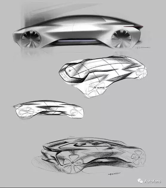 181 best faraday future images on pinterest car sketch