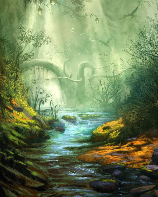 Breathtaking Landscape & Scenery Inspiration #5 | nenuno creative