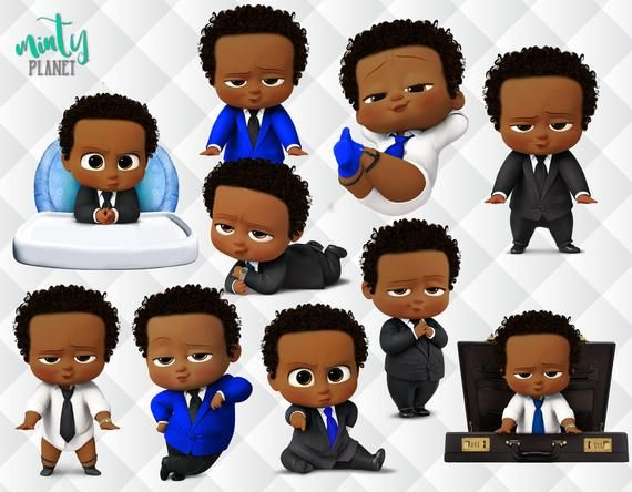 African American Boss Baby Afro Boss Baby Characters Full Image 1 Baby Birthday Party Theme Boss Baby 1st Boy Birthday