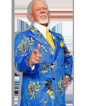 Don Cherry - Backing up mortgage brokers.