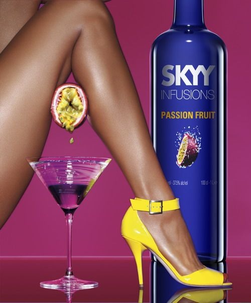 Skyy Vodka - Passion Fruit