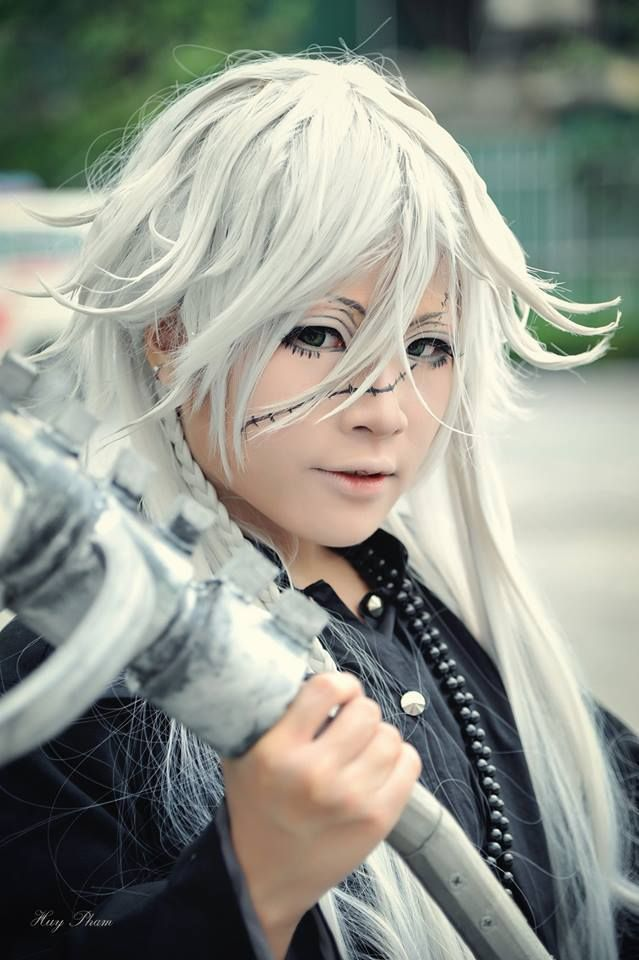 Kei Kasual (Kei Kasual) Undertaker Cosplay Photo - WorldCosplay