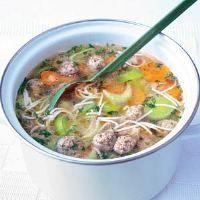 Recepten en zo: Oma's groentesoep