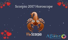 Read your Scorpio Horoscope 2017 and get to know your love, career, health predictions. Check what each month has reserved for you.