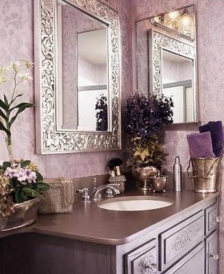 Bathroom Decorating Ideas Lavender 67 best lavender room images on pinterest | lavender room, for the
