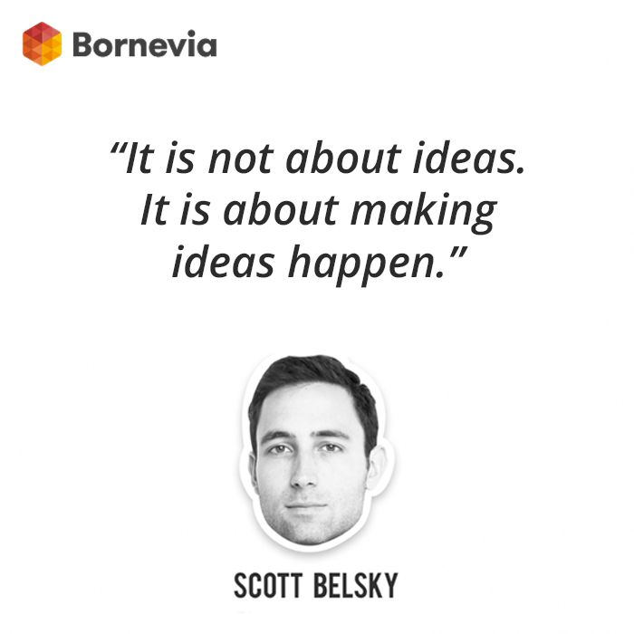 Yes, make it happen #ideas #creativity #makeithappen #quotes #ideasquotes
