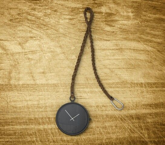 Pocket watch by swedish collective People People