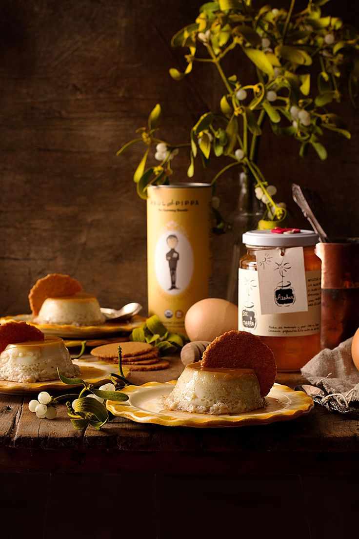 Este flan de coco saludable te va a dejar fuera de juego - O'Food