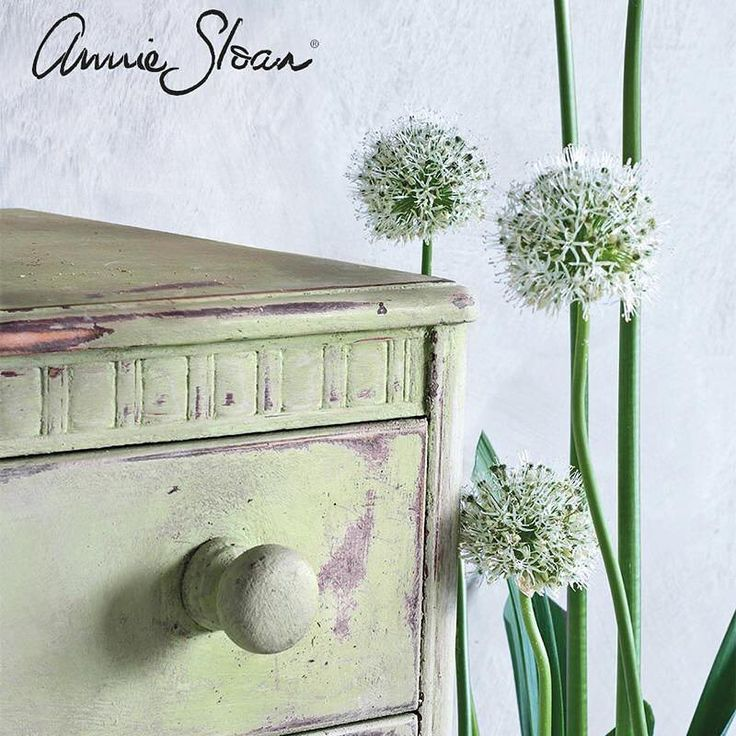 The beauty of Lem Lem, the new Chalk Paint® by Annie Sloan color available worldwide on October 12th! Visit your local stockist to pick up this glorious color - and each quart will help raise vital funds for Oxfam!