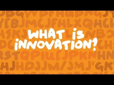 Video about what is Innovation? It talks about what is innovation and it takes us step by step in it. I chose this video because the animation and information were very good, everything was very organize and the way they explain the things was very easy to understand.