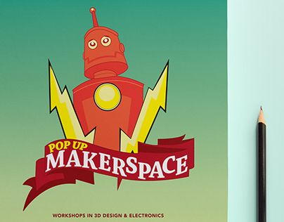 """Check out new work on my @Behance portfolio: """"Maker space Flyer        (Baruch College)"""" http://on.be.net/1NUJCey"""