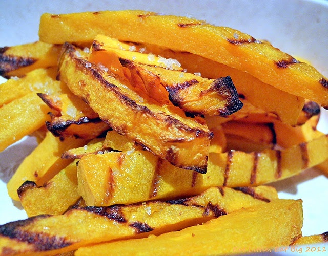 "Butternut Squash ""Fries"" 