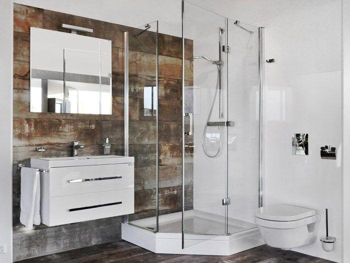 182 best decoracion ba os images on pinterest bathroom - Decoracion banos pequenos ...