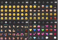 emojis Una imagen dice más que mil palabras: 250 Nuevos Emojis para WhatsApp